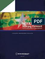 Wikistrat Myanmar