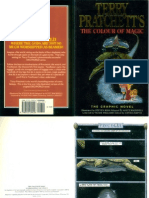 01 - The Colour of Magic - Graphic Novel