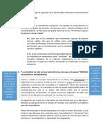Crítica a salvamento de Voto de García C-486 de 1993