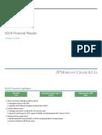 JPM Q3 2018 Presentation