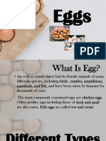 Egg Presentation