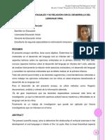 EJERCICIOS OROFACIALES Y SU RELACIÓN CON EL DESARROLLO DEL LENGUAJE ORAL.pdf