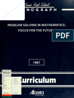 problem solving math