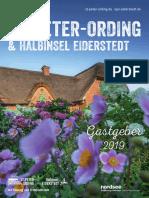 St. Peter-Ording Gastgeberverzeichnis