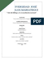 Comparacion Politica Fiscal de Chile y Con La Politica Fiscal Peruana