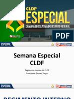 Denise Vargas - RICLDF - Semana Especial CLDF