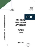 Aqap2009e3 Guide to NATO Quality Series-2009