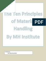 10 principles of Material handling .docx