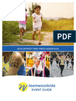 2018 TeamWoodside Event Guide