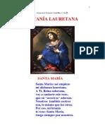 Letanía Lauretana. Padre Generoso García Castrillo, C.ss.R.