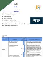 skills audit document mathew gradwell