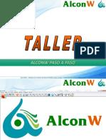 AlconW - Paso a Paso