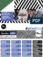 PRECIOS OCTUBRE 2018 - Diseño Positivo Project