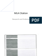 mla citation student edition