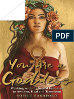 You Are a Goddess - Sophie Bashford