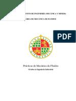 Practicas MECÁNICA DE FLUIDOS UJAEN