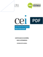 CEI - Información General