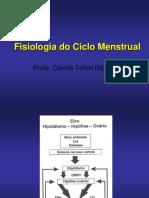 Fisiologia Do Ciclo Menstrual