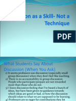 Seminar Tips