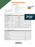 Data Sheet Laser