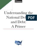 Understanding the National Deficit and Debt