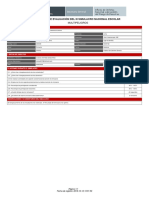 Reporte de Evaluacion III Simulacro Nacional Escolar Ccesa007
