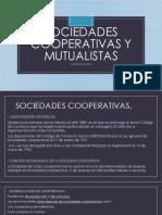 Sociedades Cooperativas y Mutualistas Clase Viridiana [Autoguardado]