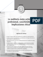 Fundamentos de la auditoria
