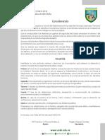 Comunicado CU UCAB Fernando Albán 09octubre