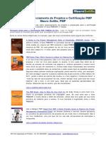 Lista Livros PMP