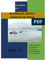 Materiales Caleta Ancon