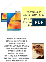 PROGRAMAS DE ESTUDIO 2011.pptx