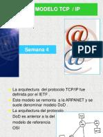 Semana 04 - Modelo TCPIP