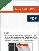Unidad de Estado Sólido (SSD)