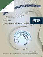 Analyse Numérique a.lembARKI