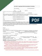 MINUTA DE DISOLUCIÓN Y LIQUIDACIÓN DE SOCIEDAD ANONIMA.docx