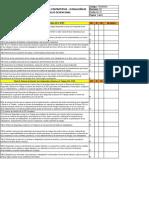 Listado Verificación Contratistas DS N°76 y D.S N°594