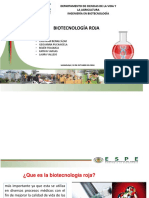 Expocicion biotecnologia roja