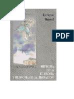 Dussel_Historia de La Filosofia y Filosofia de Liberacion