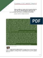 Redes y movimientos sociales en contra de la construcción de presas en México. El caso del Movimiento Mexicano de Afectados por las Presas y en Defensa de los Ríos ANAHÍ COPITZY GÓMEZ FUENTES