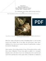 Art review of Amour (Love) at the Musee du Louvre​-Lens