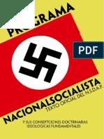 Gottfried Feder - Programa Del Partido Nazi