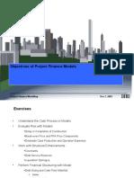 7355956 Modeling Project Finance