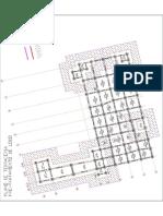 Plano de Terraceria en Pre-tratamiento de Lodo