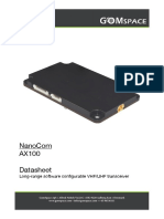 Gs Ds Nanocom Ax100 33