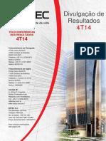 Earnings 4T14 - PT