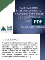 Base Nacional Curricular Comum