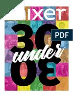 Mixer magazine May June 2018