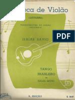 Tango Brasileiro - I. Savio