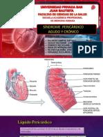 sindrome pericardico
